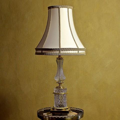 Антикварная настольная лампа. Франция